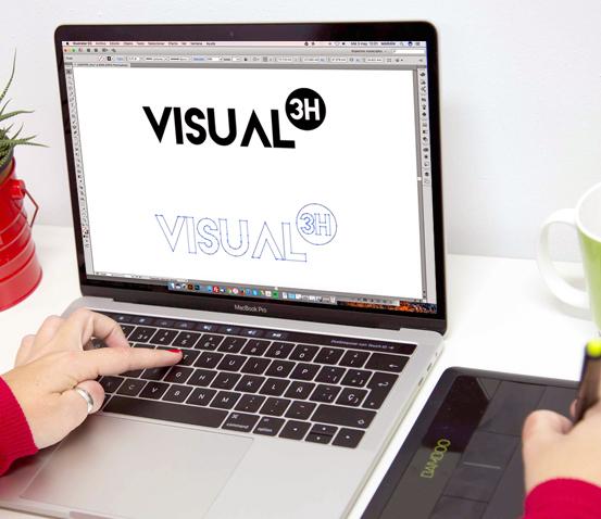 Logotipo Fotografos 3Hvisual