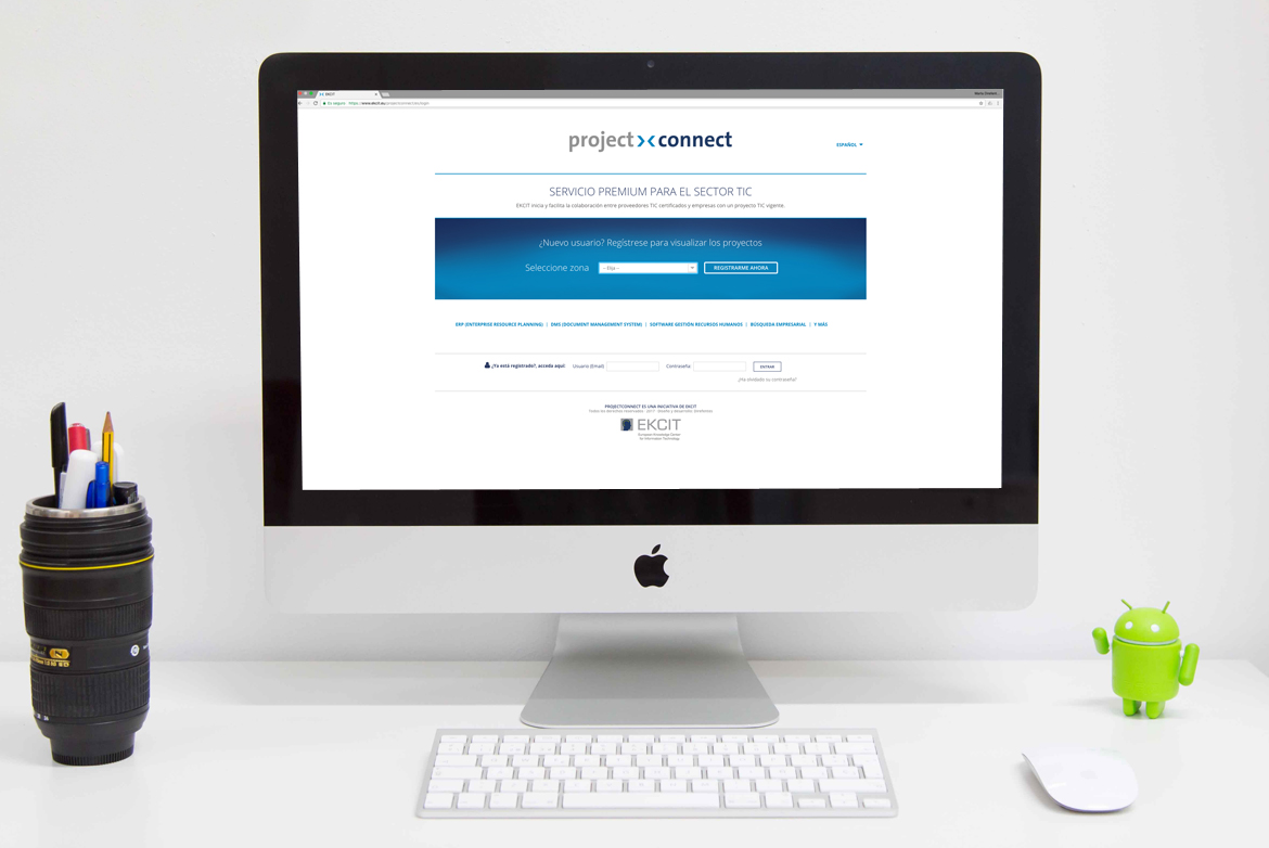 Tienda Online Prestashop Project Connect