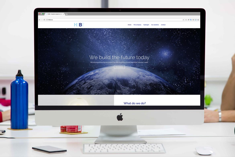 Página web H2B2