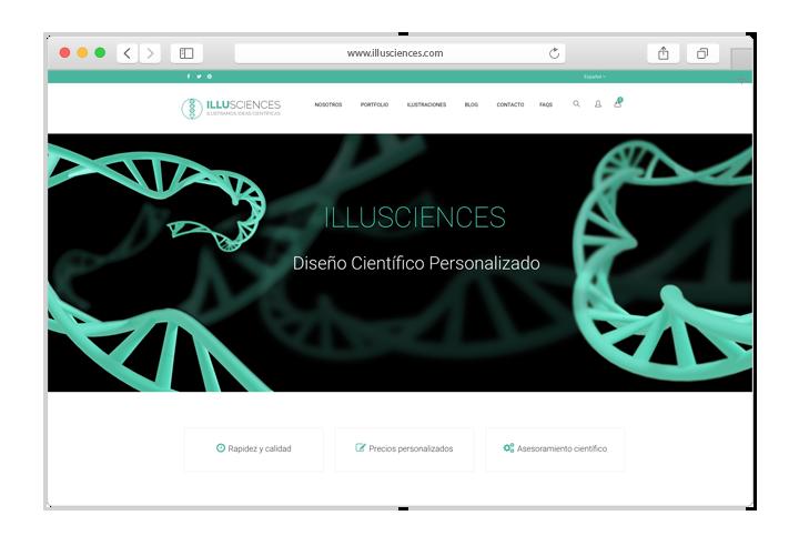 Tienda Online Prestashop Científica