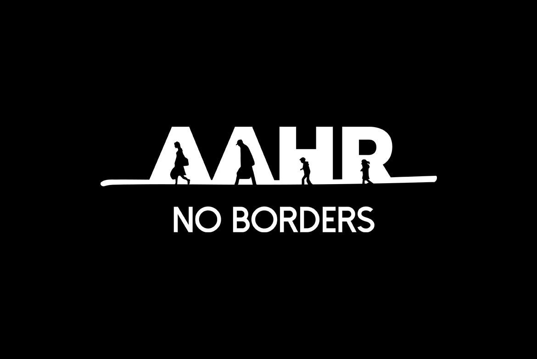 Logo AAHR Asociación Refugiados