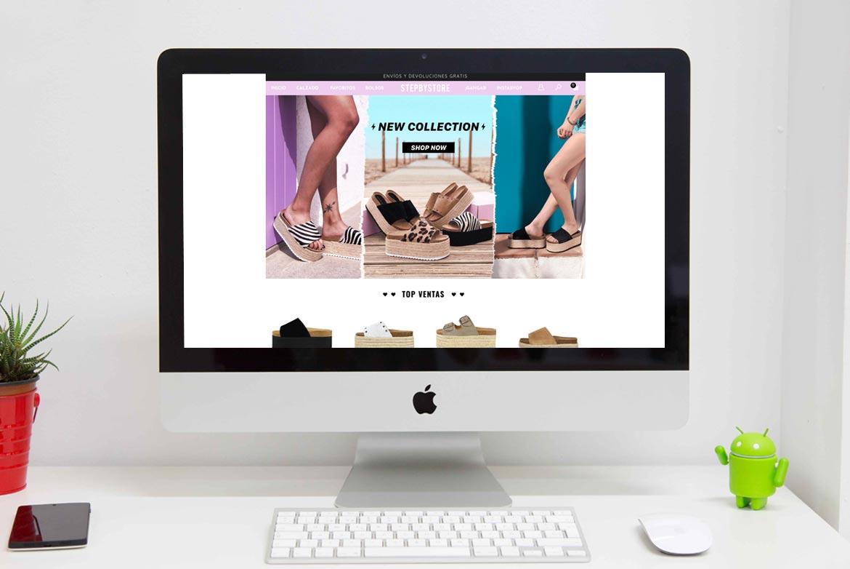 Tienda Online Step by Store